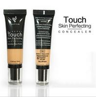 Wholesale 2016 Unique liquid concealer touche eclat Mineral touch skin perfecting concelaer Moisturizer BB Creams Concealer CC Cream Makeup colors