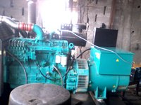 Wholesale hydrogen hybrid genset using hydrogen diesel as fuel