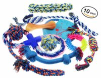 Wholesale Lobeve Dog Toys Pack Gift Set Variety Pet Dogs Toy Set for Medium to Small Doggie