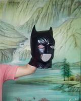 batman cowl - Batman Adult Size Full Overhead Latex Mask w Cowl DC Comics Ages for Halloween Easter Dance Party Costume