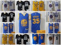 andre iguodala - AA Basketball Golden State Signature Signed Jersey Men Kevin Durant Klay Thompson Draymond Green Andre Iguodala Warriors