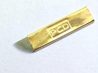 Wholesale Leo PCD Pin Needle Permanent Makeup Manual Eyebrow Blade For Tattoo Eyebrow Microblading Pen