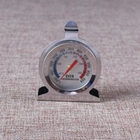 Wholesale Baking degrees upgrade tool exports the stainless steel oven thermometer seat type oven thermometer