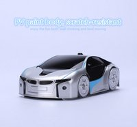 Wholesale Hot sale battery Power G remote control stunt car and wall climbing car