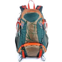 backpack camping gear - Outdoor Sports Printed Backpack Nylon Camping Backpack Hiking Gear