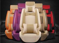 Wholesale Car seat covers Austailia universal Volkswagen Santana New Santana Sunny Long line Longjing Passat car covers colors