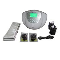 ah systems - 2017 hot Dual system Foot Spa Detox Machine for two people Negative Ion Foot Spa With Infrared Belt AH Feet Massage