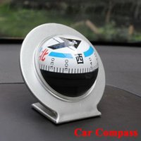bearing compass - New Car Compass Vehicle borne Type Pointing Guide Compasses Bell Car Decorative car instrumentation Compass