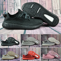 Wholesale 2017 Cheap Discount Kanye West Y Boost Moonrock Kanye Shoes Pirate Black Y Boost Turtle Dove Y With Box