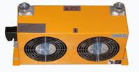 al por mayor calefacción forzada-Intercambiador de calor de enfriamiento de aceite hidráulico enfriamiento de aire forzado AH0608TL radiador de aceite intercambiador de calor de aceite de transmisión hidráulica para sistema hidráulico