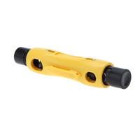 Wholesale mini multi tool pliers Speedy coaxial coax Cable Stripper Wire Stripping alicates herramienta ferramentas alicates multiusos