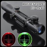 air night sight - X40 LLL Night Vision Scopes Air Rifle Gun Riflescope Outdoor Hunting Telescope Sight High Reflex SNIPER Sight Gunsight
