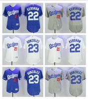 adrian gray - Mens L A Los Angeles Dodgers Clayton Kershaw Adrian Gonzalez Gray Blue White Celtic Majestic Los Angeles Dodgers Baseball Jerseys