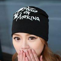 Wholesale 2016 Men and women Turban Beanie Skull head cap cap set Korean tide Baotou cotton Nightcap