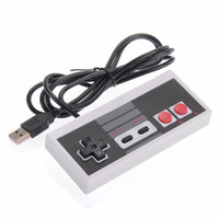 IDE Cable Laptop  Classic Gaming USB Controller Gamepad Game Pad for Nintendo NES Windows PC Mac