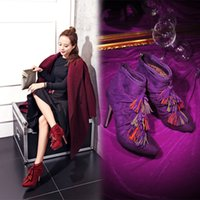 ankle mass - New fashion leisure the wool sheep with high female boots high thermal mass boots fashion women s shoes