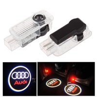 Wholesale The new Audi welcome light audi welcome lamp projection lamp