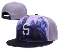 Wholesale 2017 newest MLB San Diego Padres Snapback adjustable Cap Embroidered Team Logo Baseball Cap Casual Style sport Hats