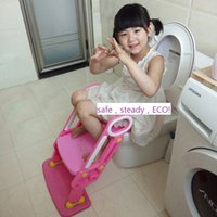 Wholesale potty seat baby toilet seat so easy safe and steady for girl potty seat
