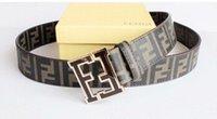 Wholesale 2016 New fendin belt designer belts men high quality strap smooth ffbelt fashion mens belts luxury gg belt epacket shipping