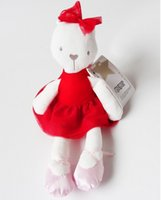 Wholesale cm Large Soft soft millies brand original super soft stuffed plush toy doll rabbit stuffed baby toy birthday gifts