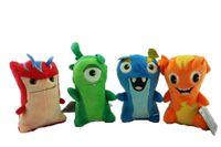 Bon marché des jouets en peluche pour enfants en gros pour les enfants de qualité d'animation européenne et américaine slaag elf Peluche