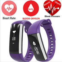 Wholesale Bluetooth Smart Band M2 Heart Rate Monitor Wristband Blood Pressure Tracker Smart Bracelet