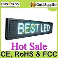 Wholesale led message board screen with RGB color and size cm W cm H cm D
