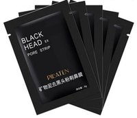 Wholesale 2017 PILATEN Tearing BLACK HEAD FACIAL MASK Nose Care Purifying Peel off Blackhead Close Pores Face Mask Remove Cleaner Deep Cleansing