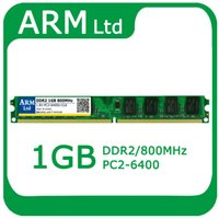 Wholesale New Sealed DDR2 GB MHZ PC6400 sodimm for Desktop RAM PC compatible with all PC fast shipping