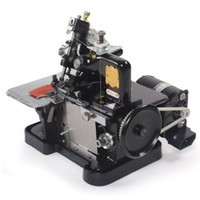 Wholesale GN1 D Household Overlock stitch sewing machine Direct Drive line interlock sewing machine V