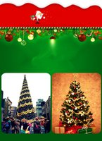 ball plastic store - 2016 New arrival christmas decoration balls light mall stores adornment decorate cm Christmas balls