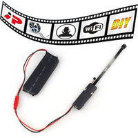 android network video - DIY Module Wifi IP Wireless Hidden Spy Network Security Camera Digital Video Recorder For Android iOS