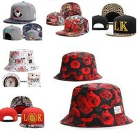 Cheap Adjustable Mickey Hands Snakeskin Print Black Snapback Cap Hat for Men Baseball Cap DHL Free Shipping