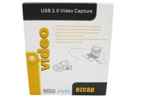 analog video format - ezcap172 USB Video Capture HD Video Converter Recorder Convert Analog Video Audio to Digital Format for Windows