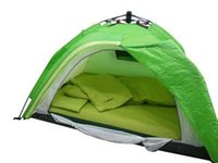 Wholesale Outdoor tent Outing Camping Prevention Rain Prevention mosquito The camel outdoor tent camping tent full automatic quick opening rain