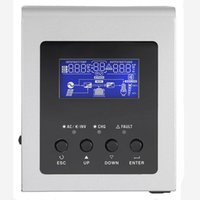 Wholesale Hot Sell Remote Control Panel LCD Display Remote Monitoring For Solar Hybrid Inverter Axpert KS MKS ISolar SM SP Off Grid Pure Sine Wave
