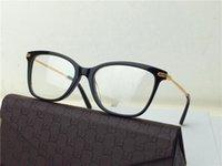 Precio de Gafas de diseño fresco-Los nuevos vidrios de la marca de fábrica G3848 del marco del ojo de gato eye