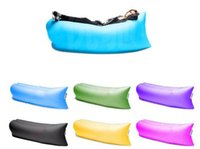 ban cars - CM Outdoor Inflatable Couch Lazy Bag Laybag Lay Bag Sleeping Bag Fast Inflatable Camping Air Sofa Sleeping Beach Bed Ban