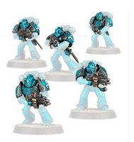 alpha marine - NEW forge world Space Marines ALPHA LEGION HEADHUNTER KILL TEAM UPGRADE SET