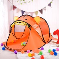 Wholesale New Arrive Great Kids Gift Large SizeTent Quality Child Game House Beautiful Play Tent Pretty Indoor And Outdoor Play Tent