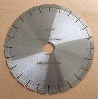 Wholesale segmented saw blades for granite cutter for granite silent saw blades