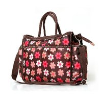 beautiful diaper bag - Beautiful Flowers Baby Mummy Mom Fashion Diaper Nappy Changing Bag