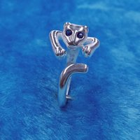 Wholesale Fashion Jewelry Rings For Women Leopard Shape Luxury Pop Party Accessories Best Selling