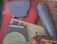 Wholesale Nail Salon Express Nail Art Polish Stamp Manicure Image Plates Nail Print Set