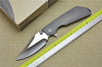 Microtech alloy tech - Micro tech DOC death for EDC titanium alloy knife hunting tool contact high quality outdoor camping