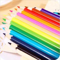 artist pack - Colour Pencil Oil Pen Box packed Mini Color Non toxic Pencils Erasable Student Children Coloring Sketch Artist Fluency