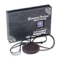 Wholesale Fashion Unisex Quantum Scalar Energy Pendant Unique Design with Authenticity Ion Card and Pendant Necklace Health Care