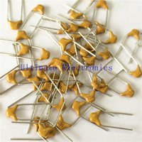 Wholesale Multilayer ceramic capacitor V nF M P mm