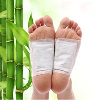 bamboo detox - Detox Foot Patch Bamboo Vinegar Patch Discharge Toxins Keep Fit Promote Sleep Beautify Skin